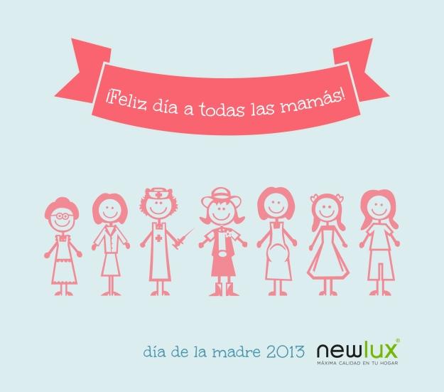 dia de la madre newlux